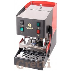 Чалдовая кофемашина TS-206 red