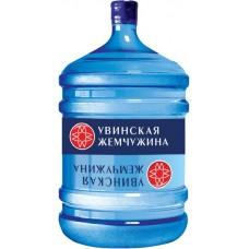 вода УВИНСКАЯ ЖЕМЧУЖИНА Минеральная столовая
