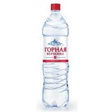 ГОРНАЯ ВЕРШИНА минеральная вода с газом 6х1,5л