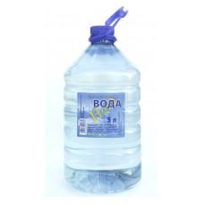 Дистилированная вода, 5 л
