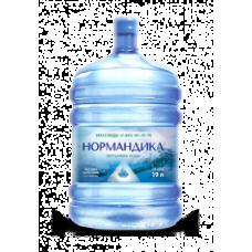 вода Нормандика 19л