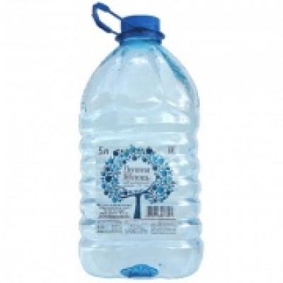 ДОЛИНА ЯБЛОНЬ минеральная питьевая столовая вода 5л