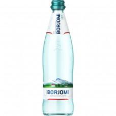 БОРЖОМИ 12х0,5л лечебно-столовая минеральная вода стекло