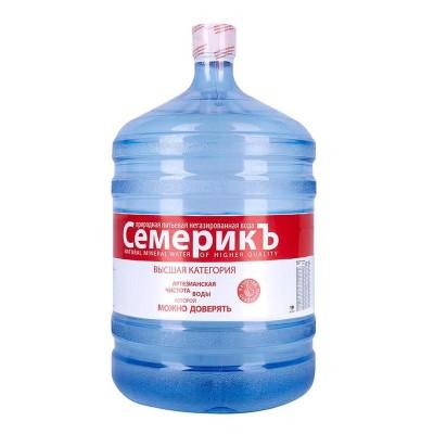 заказать воду Семерик