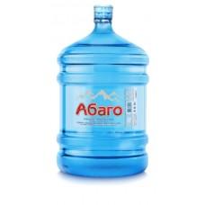 АБАГО Питьевая ледниковая вода.19л