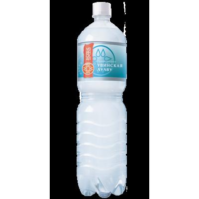 Минеральная вода Лулву