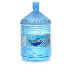 ДАРЗАХ Питьевая ледниковая вода 19л в одноразовой таре