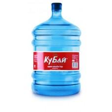 КУБАЙ минеральная столовая вода 19л