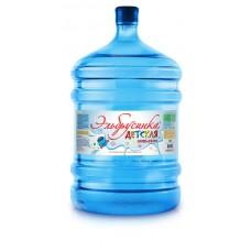 Вода ЭЛЬБРУСИНКА ДЕТСКАЯ Минеральная столовая вода 19л