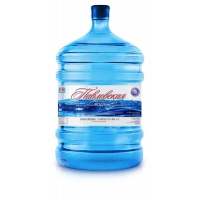 ПАВЛОВСКАЯ питьевая вода высшей категории 19л