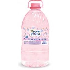 ФРУТОНЯНЯ Вода для детей высшей категории 5л