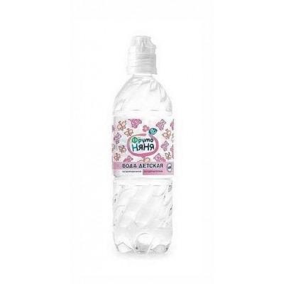 ФРУТОНЯНЯ вода для детей, 12х0,33л, без газа
