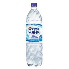 ФРУТОНЯНЯ вода для детей, 6 бут.х1,5л без газа