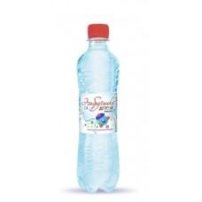 ЭЛЬБРУСИНКА ДЕТСКАЯ минеральная вода, 12 бут.х0,5л, без газа