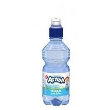 АГУША вода для детей, 12х0,33л, без газа