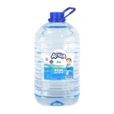 АГУША Детская питьевая вода высшей категории 5л