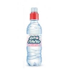 ДляЛяль вода для детей, 12 бут.х0.33 л без газа