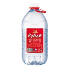 КУБАЙ Горная питьевая вода 5л