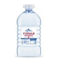 ГОРНАЯ ВЕРШИНА Минеральная столовая вода 5л