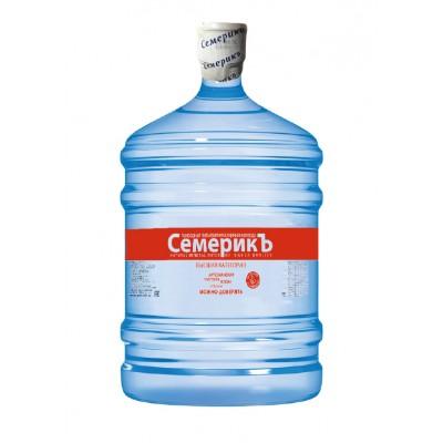 Bода СЕМЕРИКЪ питьевая вода высшей категории 19л - 195 рублей при заказе от 4 бутылей