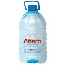 АБАГО питьевая ледниковая вода 5л