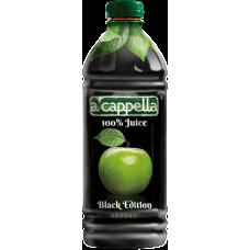 "Сок ""A cappella"" яблоко 1л*6шт Black Edition"