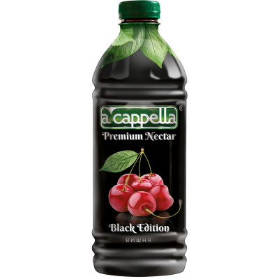 """купить сок """"A cappella"""" из вишни"""