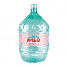 вода АРХЫЗ в одноразовой таре- 430 рублей при заказе от 4 бутылей