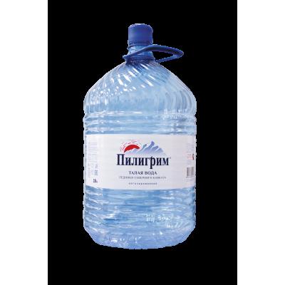 Заказать воду Пилигрим