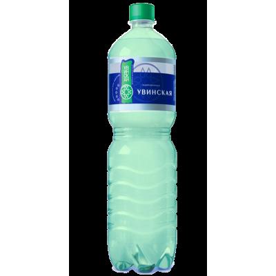 Минеральная вода Увинская