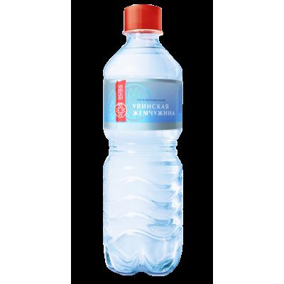 Купить воду Увинская Жемчужина 0,5